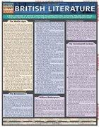 BRITISH LITERATURE- QUICK STUDY GUIDE